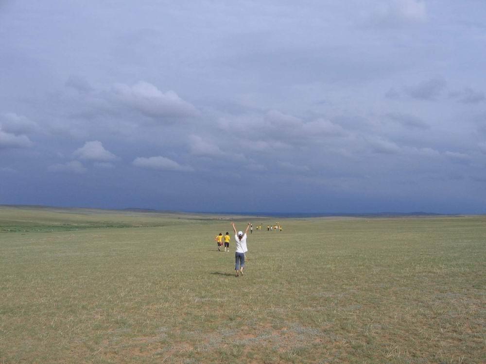 06年7月内蒙大草原10日游